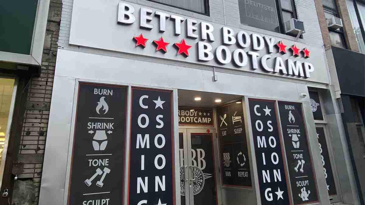 Better Body Bootcamp - Astoria